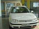 2004款 高尔夫 1.6 自动舒适型