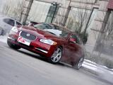 2009款 捷豹XF XF 3.0L V6豪华版