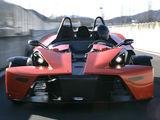 2008款 KTM X-Bow