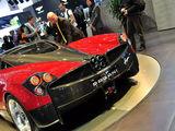 2011缓 Huayra 基本型