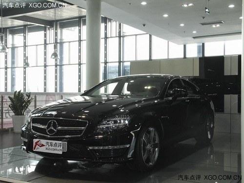 奔驰cls amg 全系车型 最高优惠15万元高清图片