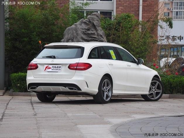 奔驰C 180旅行轿车正式上市 售38.3万元