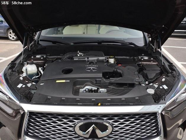 全新QX50助力东风英菲尼迪打破10月销量纪录