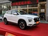 2020款 北京现代ix25 1.5L CVT智能型